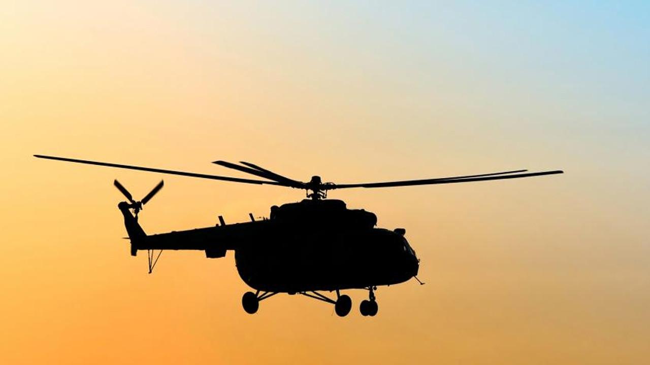 Almanya'da helikopter kazası: 3 ölü