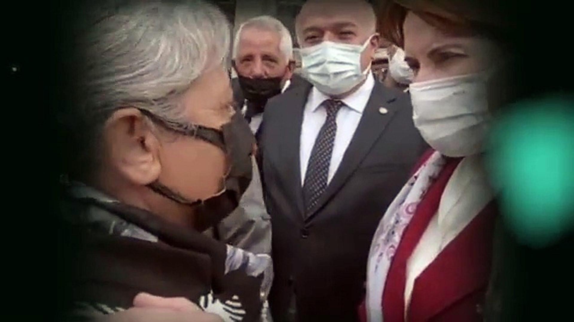 Akşener'den Erdoğan'ı kızdıracak video