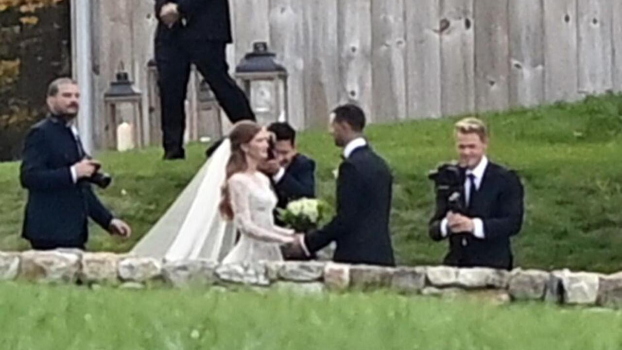 Bill Gates'in kızına imam nikahı