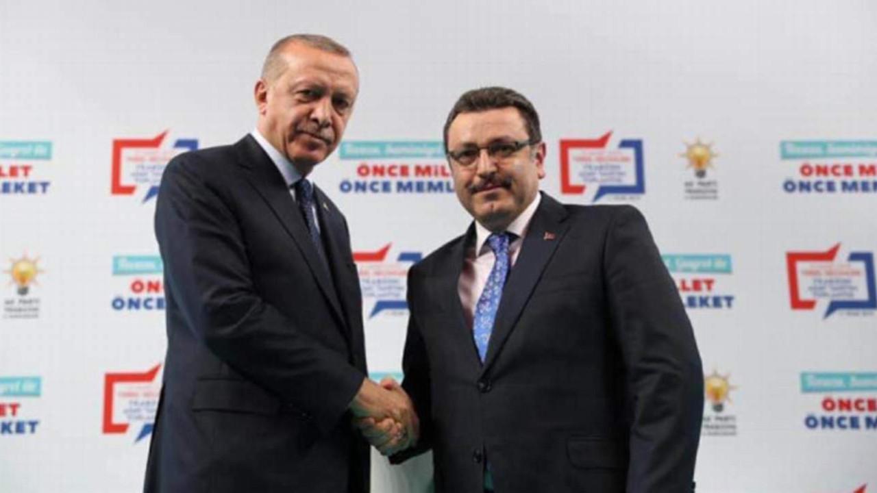 AK Partili Başkanı'ndan ''Şikeci Fenerbahçe'' paylaşımı