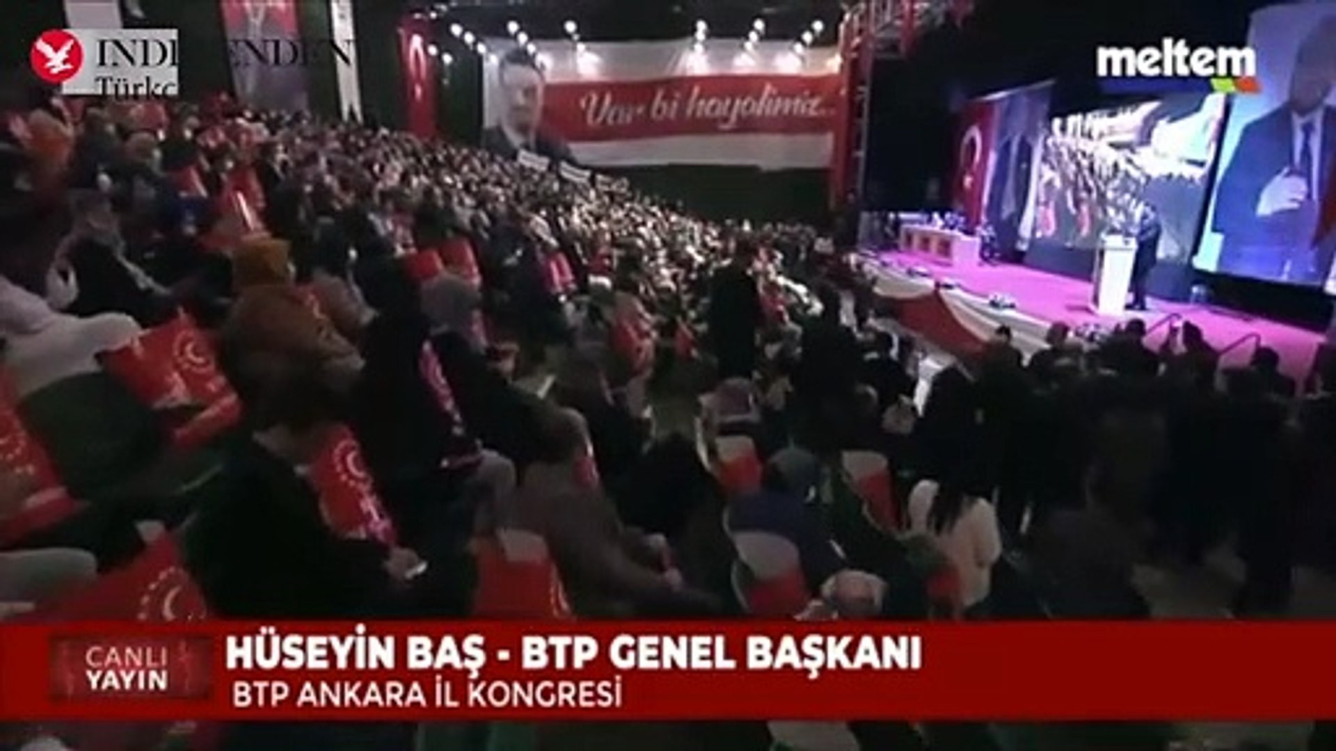 Hüseyin Baş: ''AK Partililer ve Cumhurbaşkanı Erdoğan zekatlarını açıklasın''