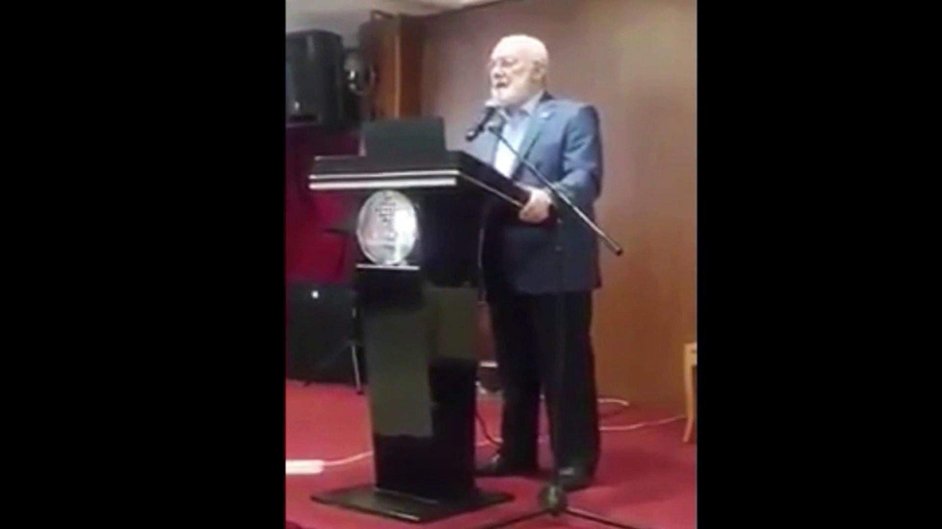 SADAT Başkanının TSK'yı anlattığı video ortaya çıktı