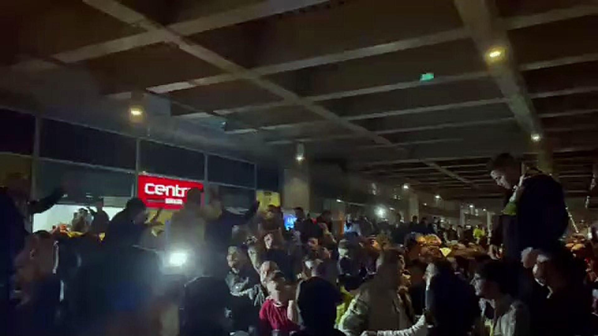 Ali Koç'un çağrısı sonrası Fenerbahçe taraftarı soluğu orada aldı