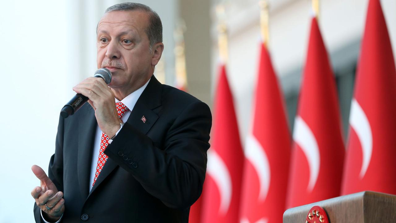 Erdoğan'ın kendi maaşına yaptığı zam ortaya çıktı