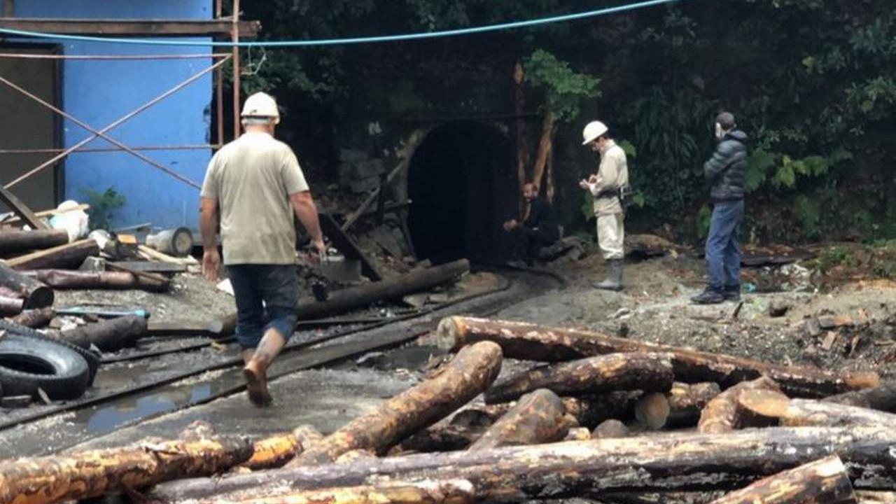Kaçak maden ocağında göçük: 1 kişi öldü