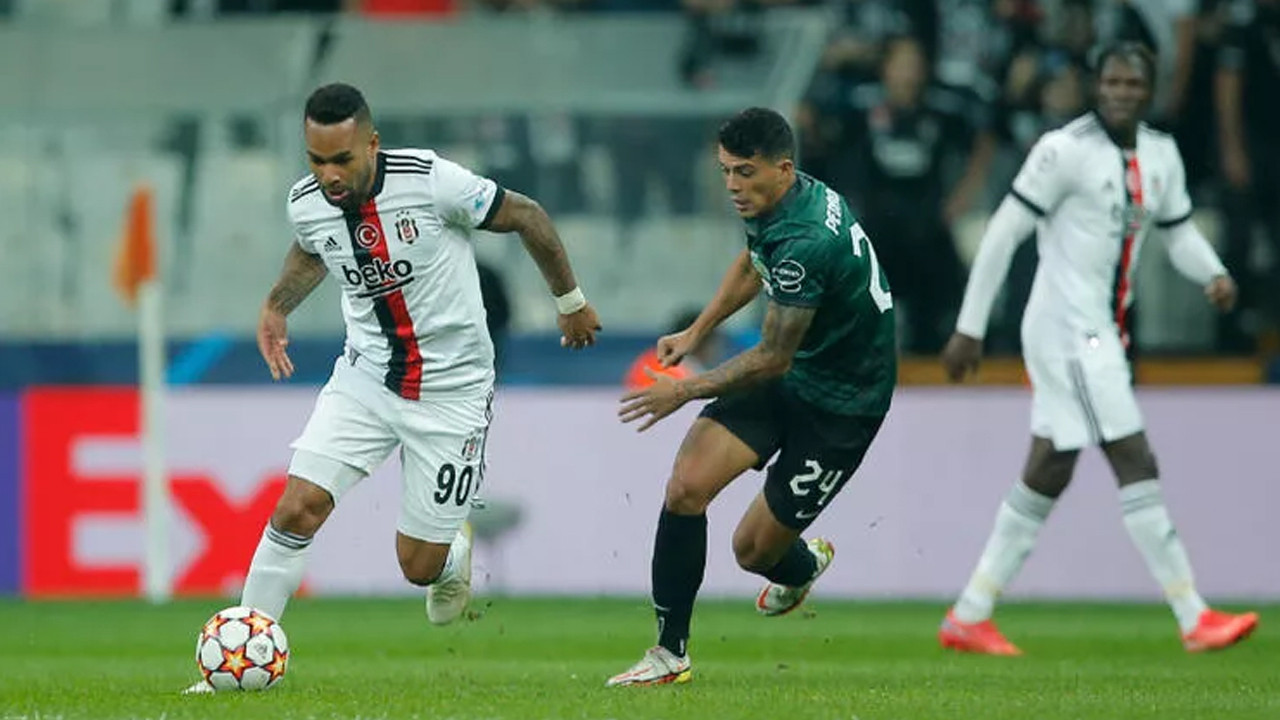 Beşiktaş'ın Avrupa kabusu sürüyor! Sporting'e 4-1 mağlup oldu