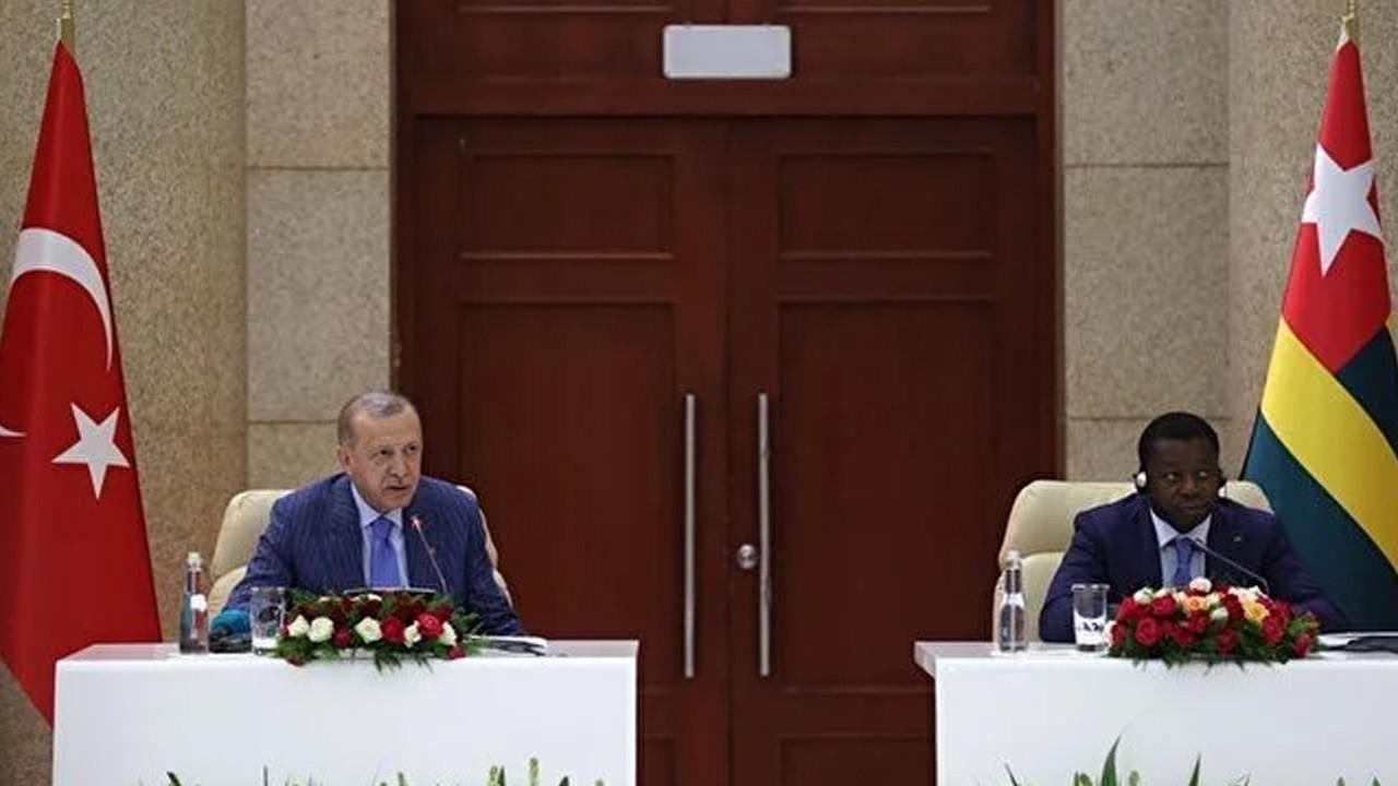 Erdoğan: ''FETÖ belasından dost ülkelerin de temizlenmesini istiyoruz''