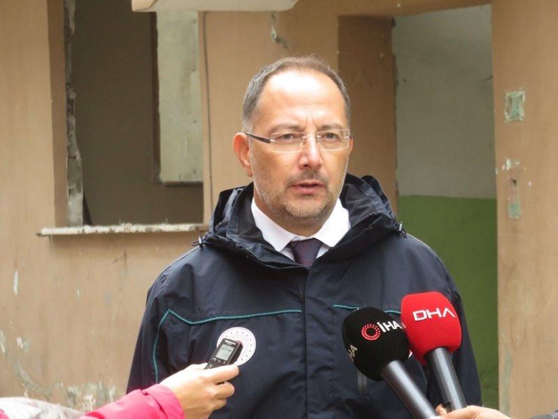 Bakanlık'tan Fikirtepe için ''yeni bir duruma doğru gidiyoruz'' açıklaması