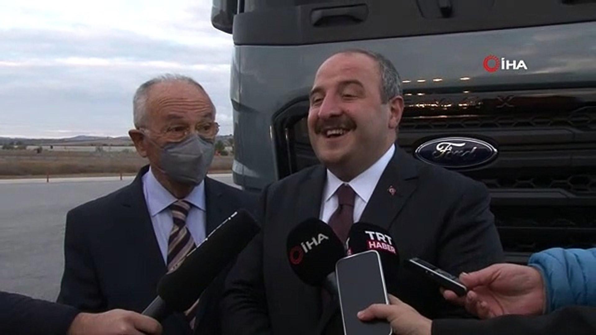 Türkiye'de ilk ve tek: Yerli kamyon şanzımanı tanıtıldı