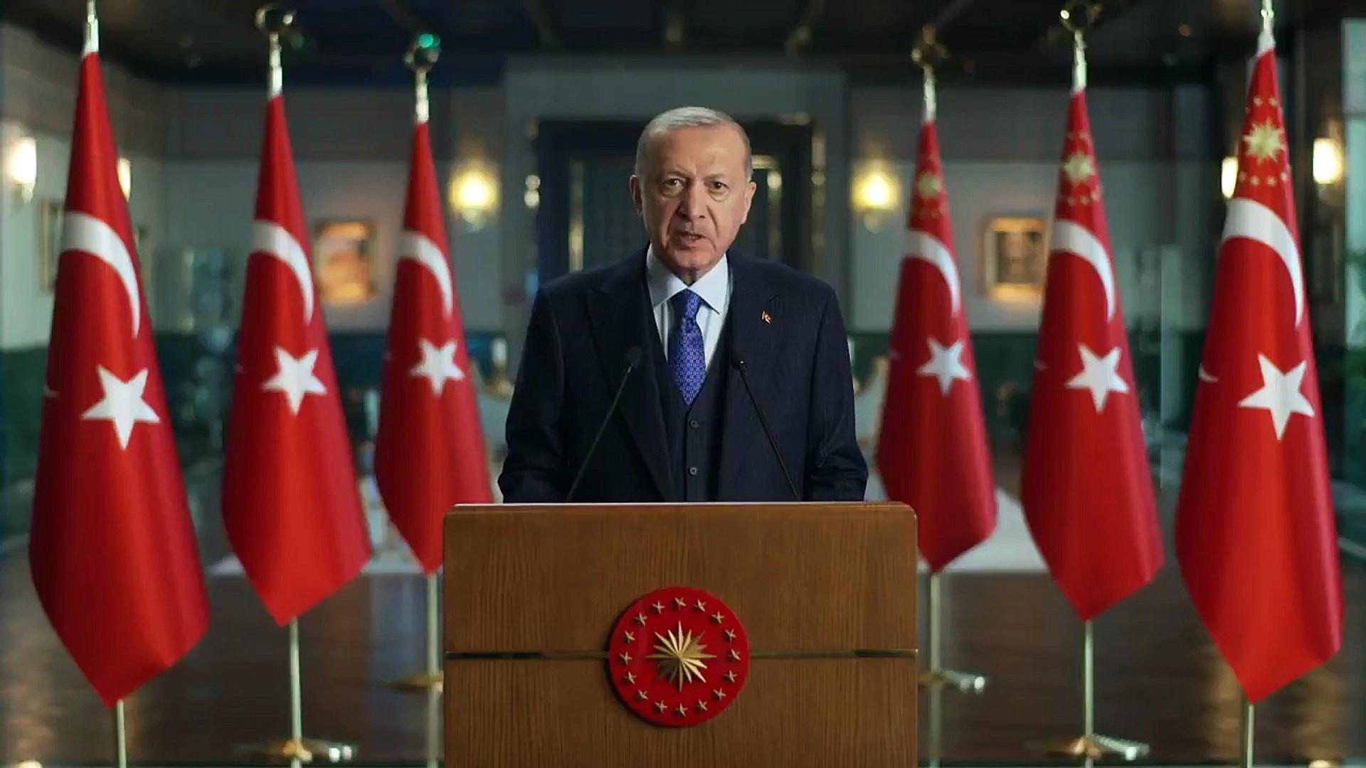 Erdoğan: ''Tarihi bir fırsatın heba edildi''