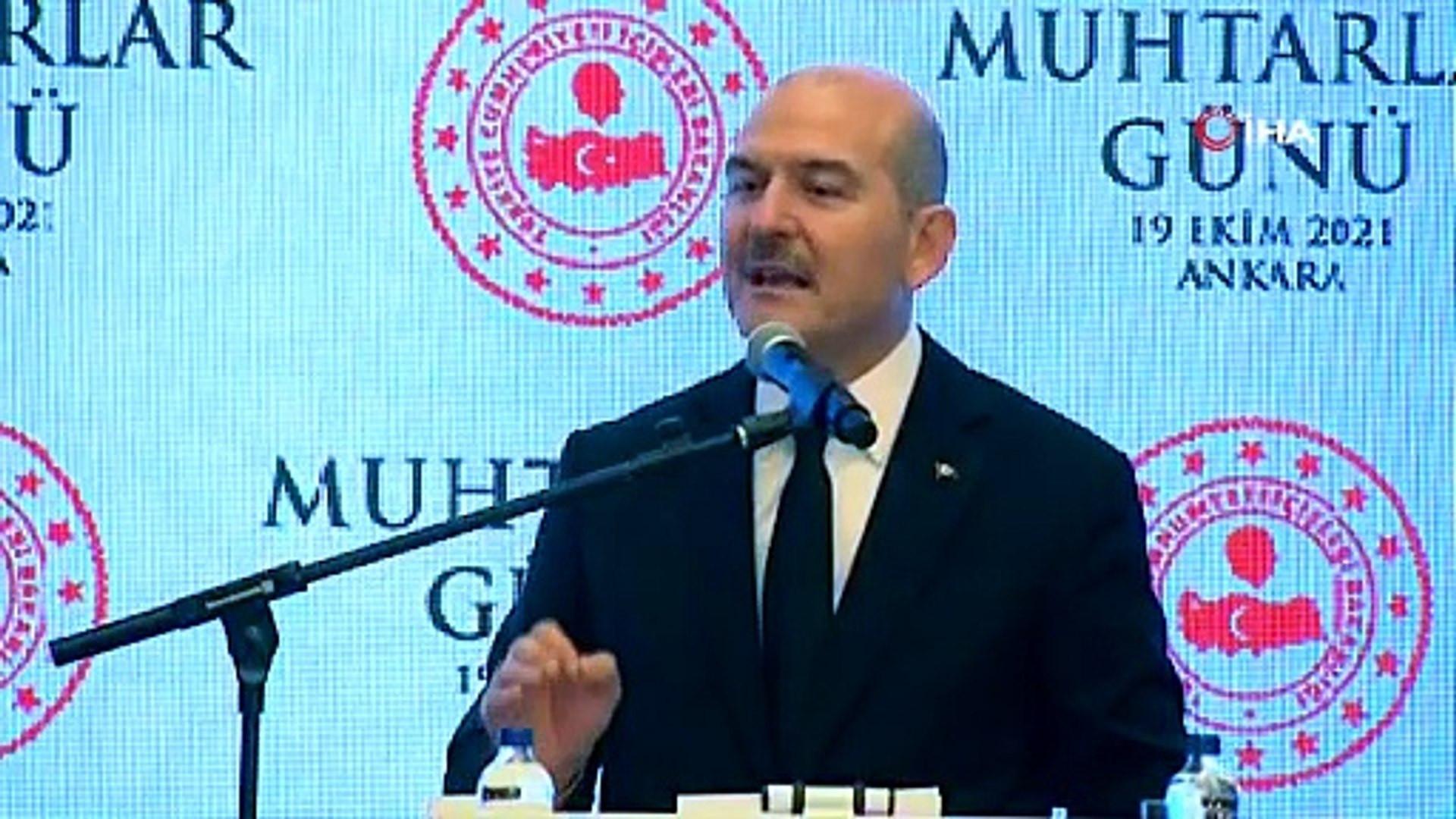 Soylu: ''Türk yargısı bitti demeden bitmez''