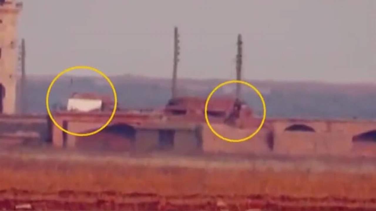 Türkiye - Suriye sınırında dikkat çeken hareketlilik