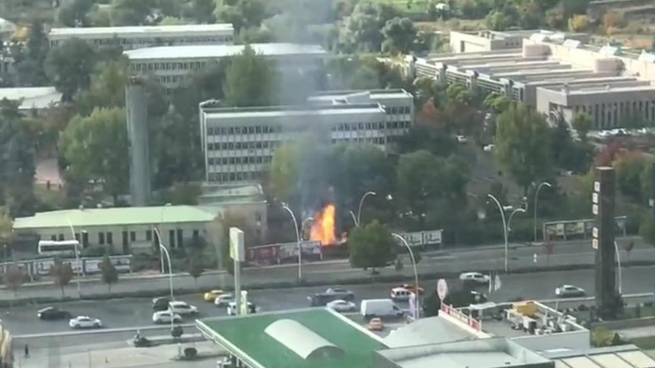 Ankara'da korkutan patlama! Valilikten açıklama geldi
