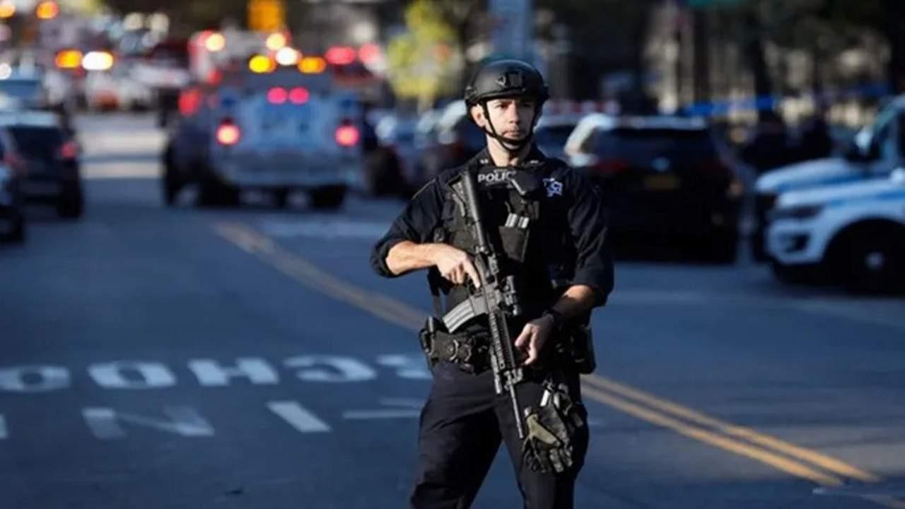 ABD'de silahlı saldırılar: 5 ölü