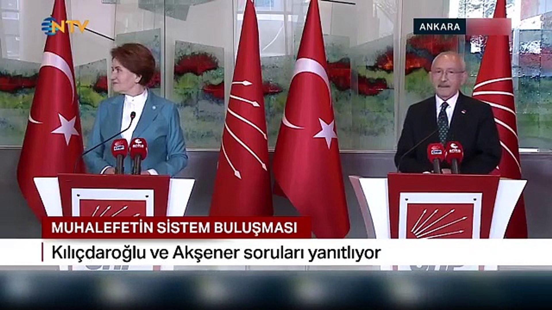Kılıçdaroğlu'ndan ''İmamoğlu aday mı olacak?'' sorusuna yanıt