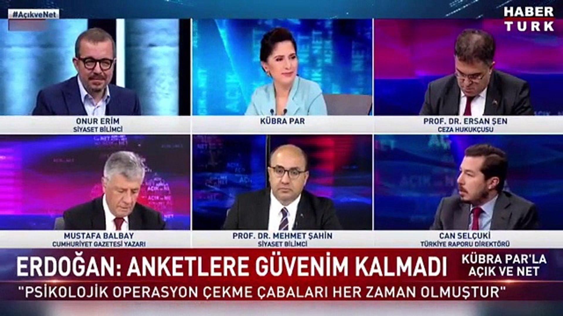 Son seçim anketi canlı yayında açıklandı: Cumhur İttifakı'na çifte şok!