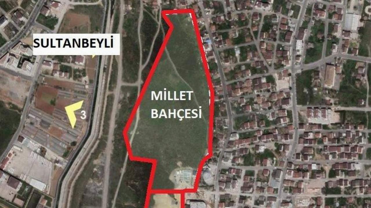 İstanbul'daki Millet Bahçesi planlarından konut çıktı
