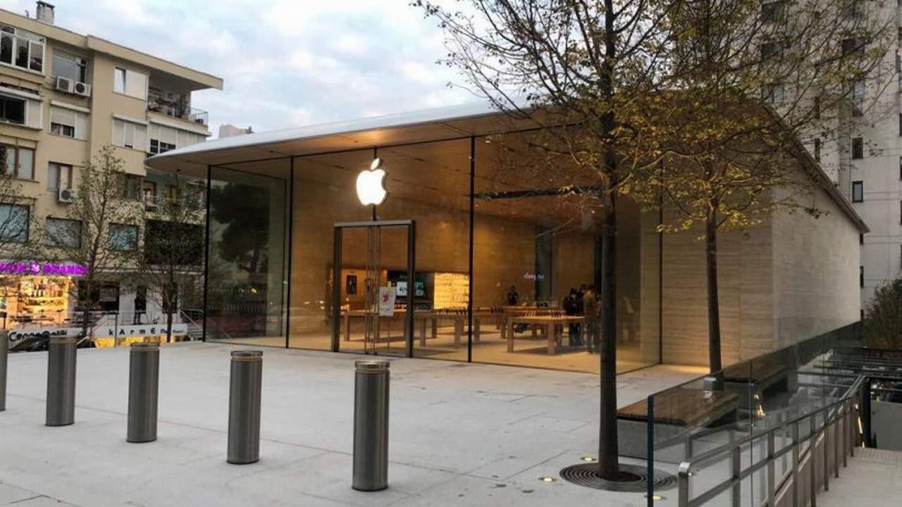 Apple Avrupa'nın en büyük mağazasını İstanbul'da açıyor