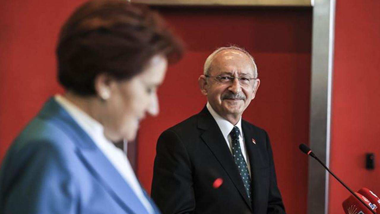 Kılıçdaroğlu-Akşener zirvesinin şifreleri... ''İktidar gidiyor, hata yapmamalıyız''