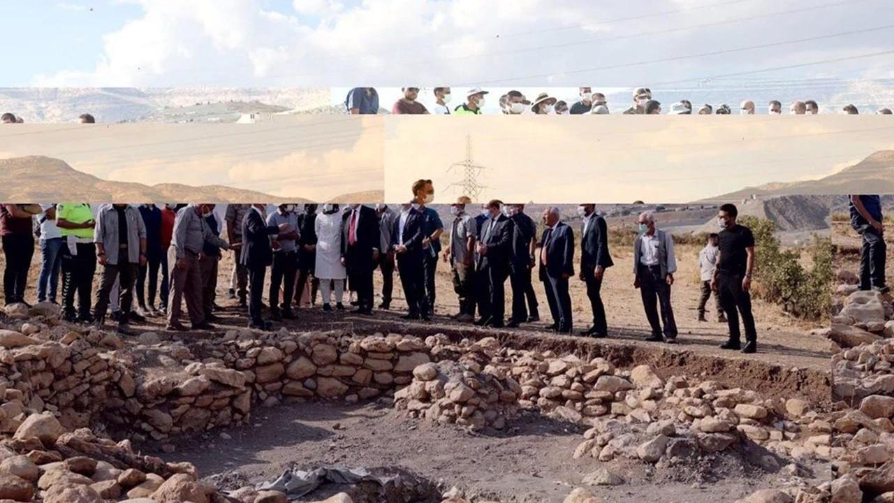 Mardin'de 12 bin yıllık büyük keşif
