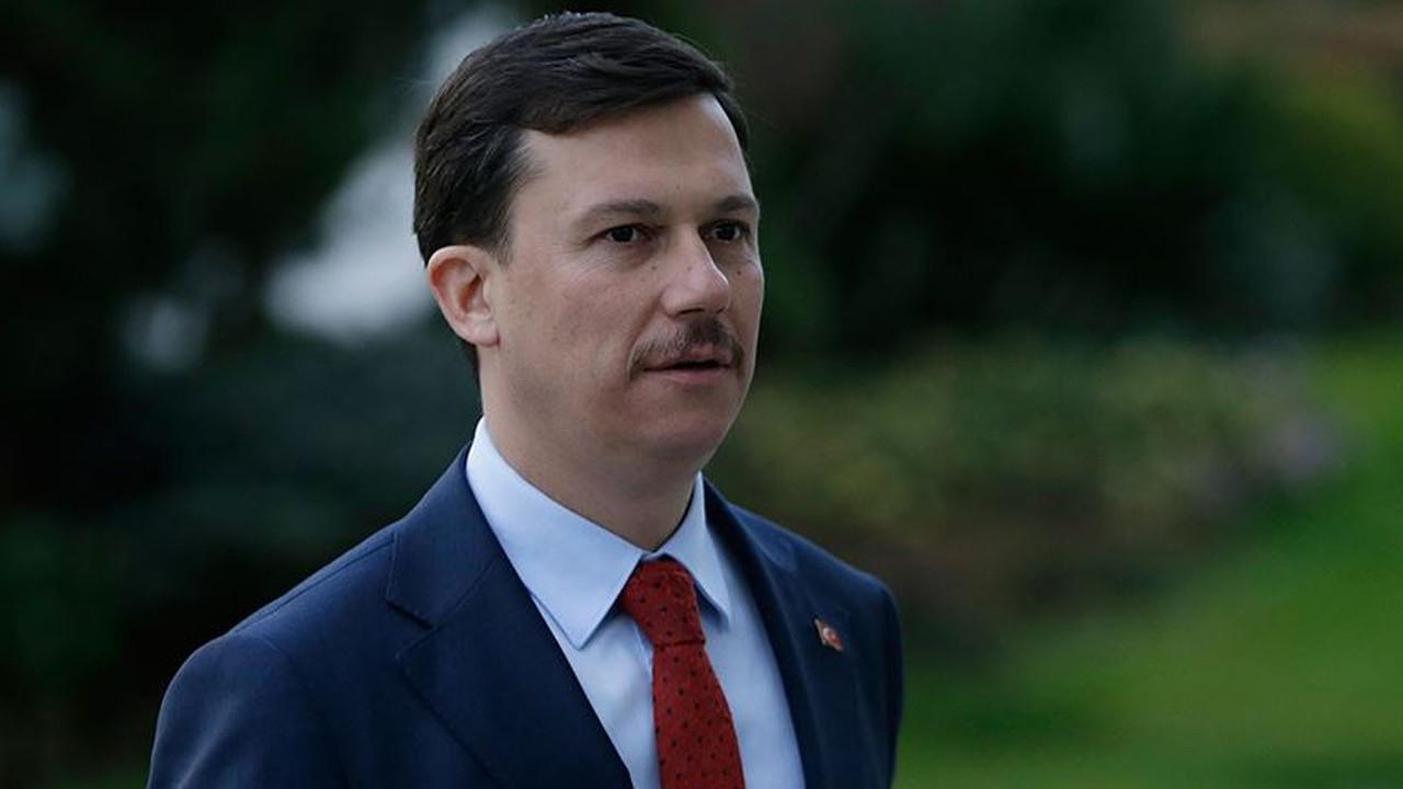 AK Partili Şahin TÜSİAD'ı hedef aldı: ''Bir şeyler gevelemişler...''