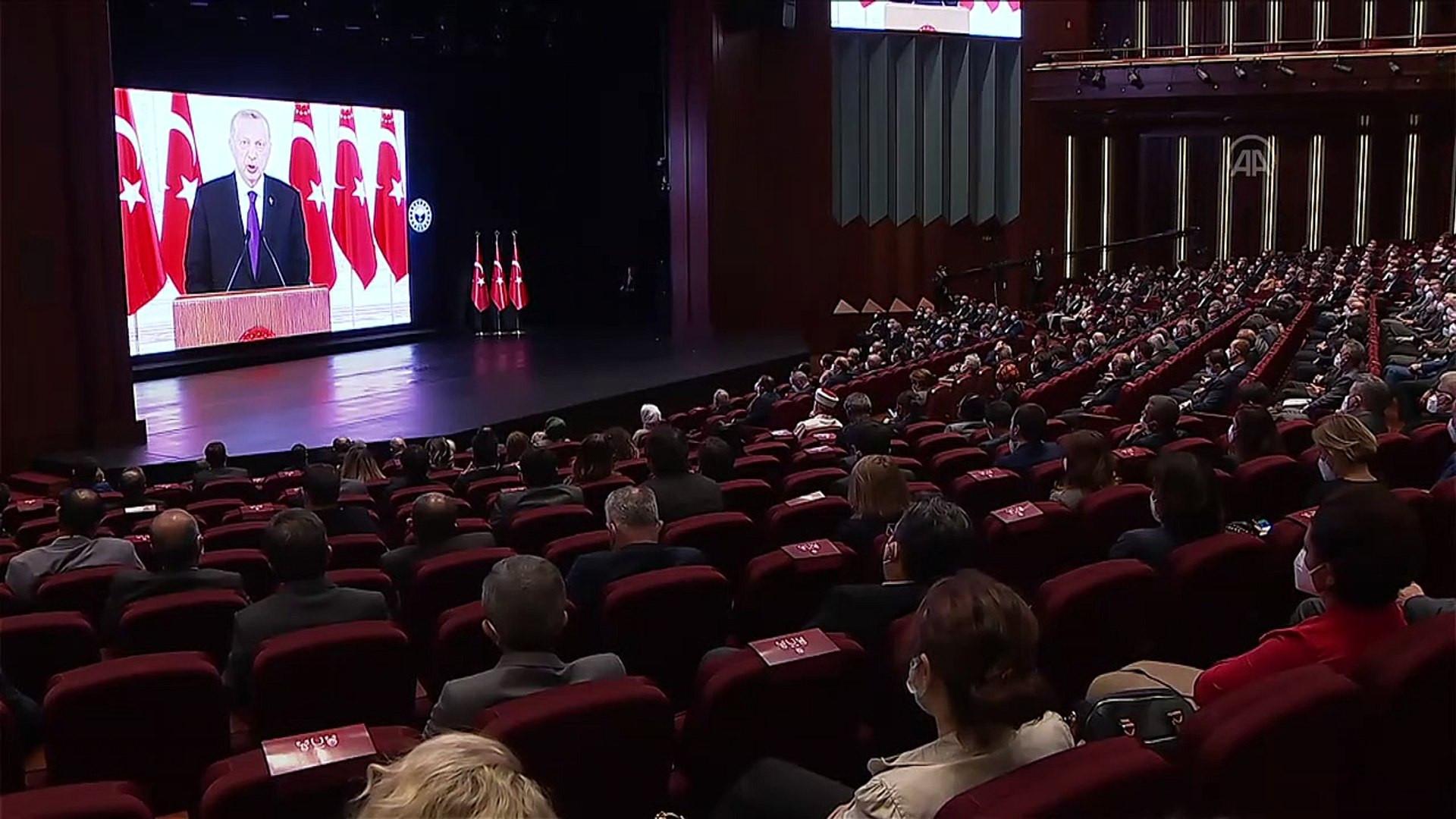 Erdoğan açıkladı, su faturalarında yeni dönem başlıyor