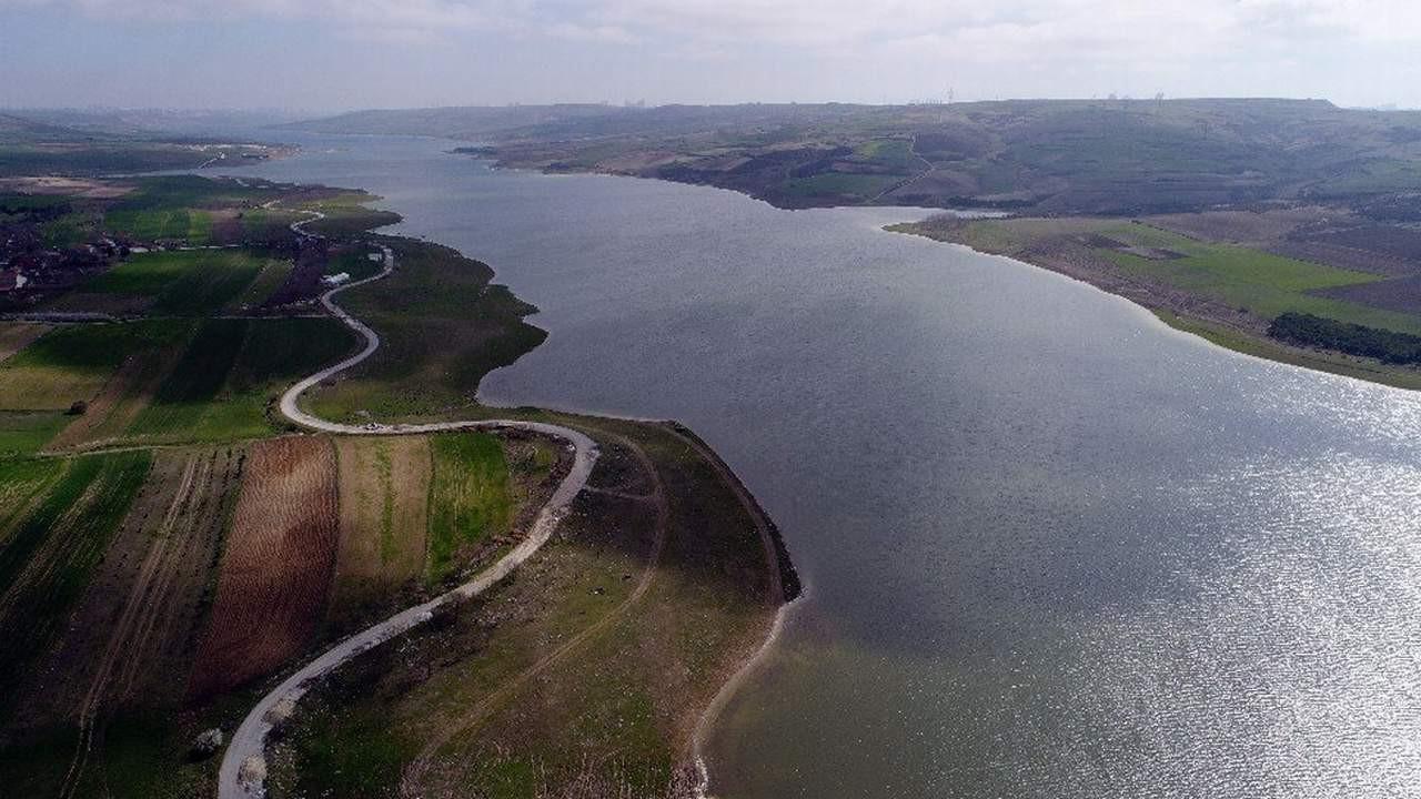 İstanbul'da Sazlıdere havzası için Kanal İstanbul tehdidi