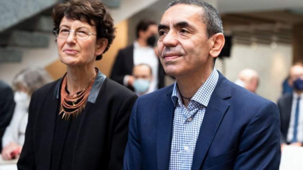 Prof. Dr. Şahin ve Prof. Dr. Türeci'den yerli aşı Turkovac için dikkat çeken açıklama