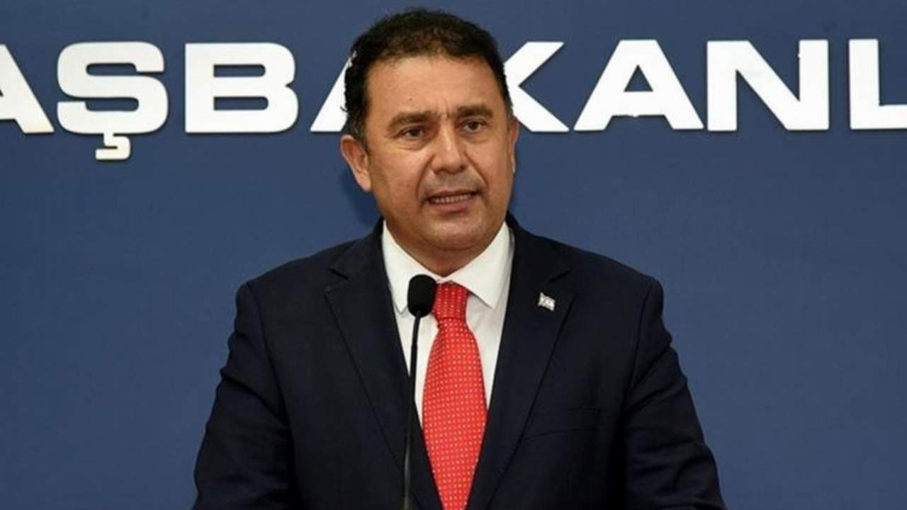 KKTC Başbakanı Saner'den ''o video'' için ilk açıklama
