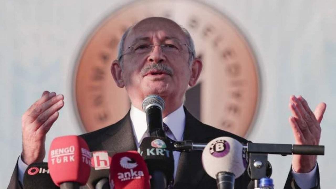 Kılıçdaroğlu'ndan ''Gri liste'' tepkisi