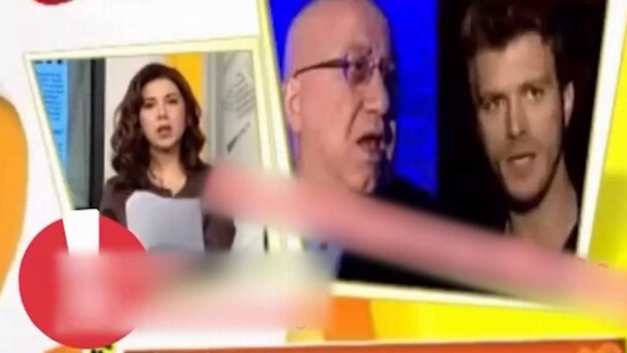 """Erkan Özerman ''Kıvanç'ın çıplak fotoğrafını istedin"""" demişti... İşte Müge Dağıstanlı'nın videosu"""