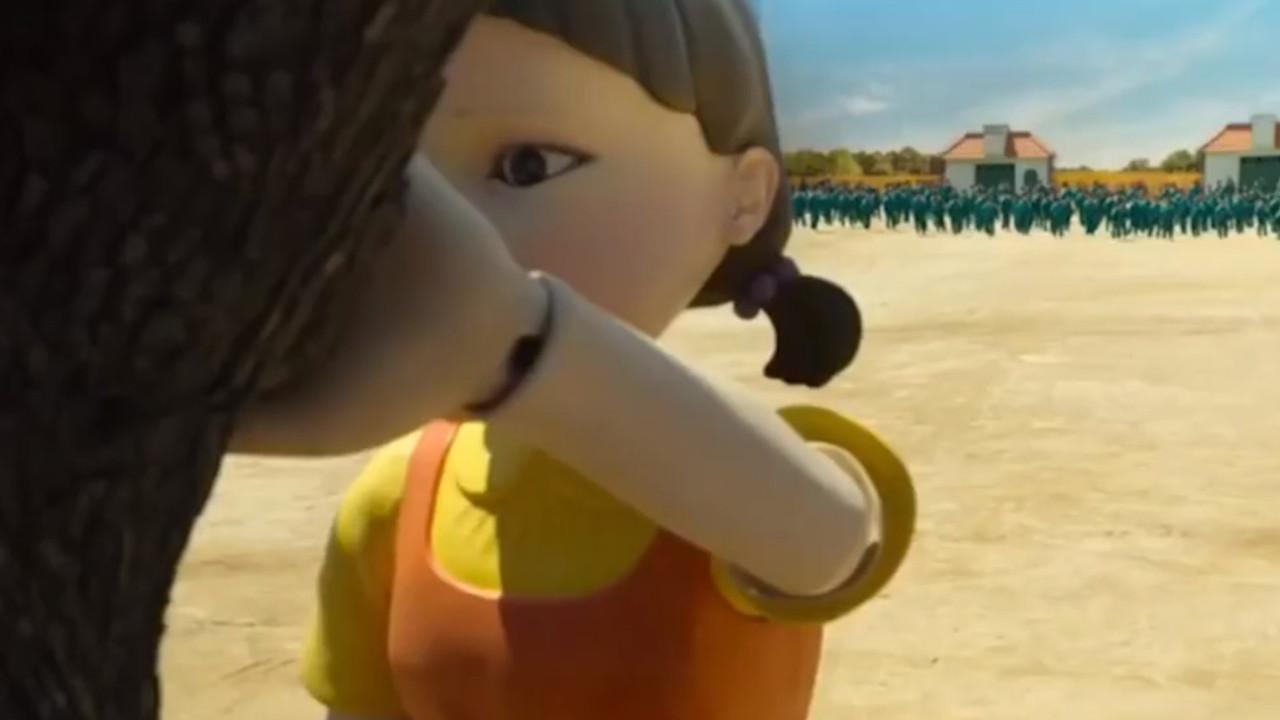 Saadet Partisi'nden Squid Game videosu: ''Game Over''
