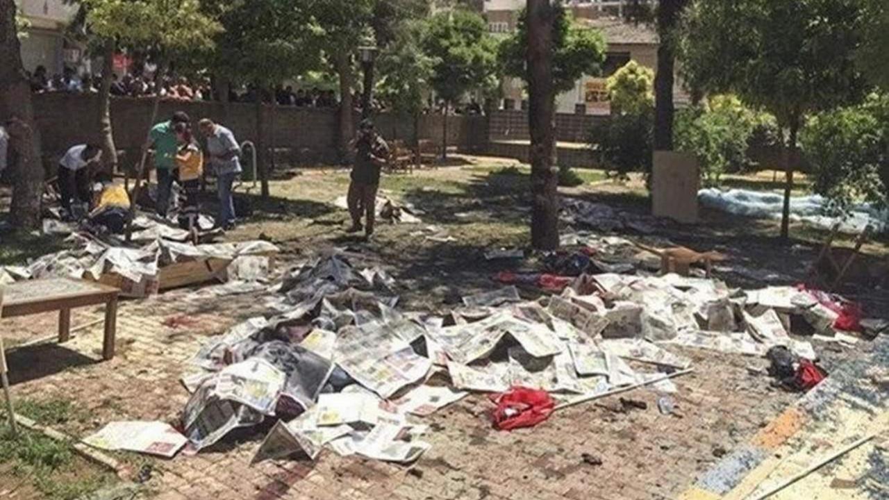 34 kişinin öldüğü Suruç katliamı davasında karar çıktı
