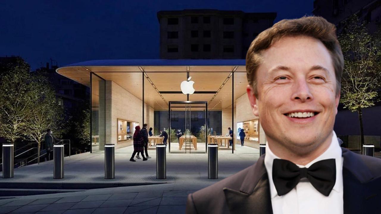 Apple CEO'sunun İstanbul paylaşımını gören Elon Musk bombayı patlattı