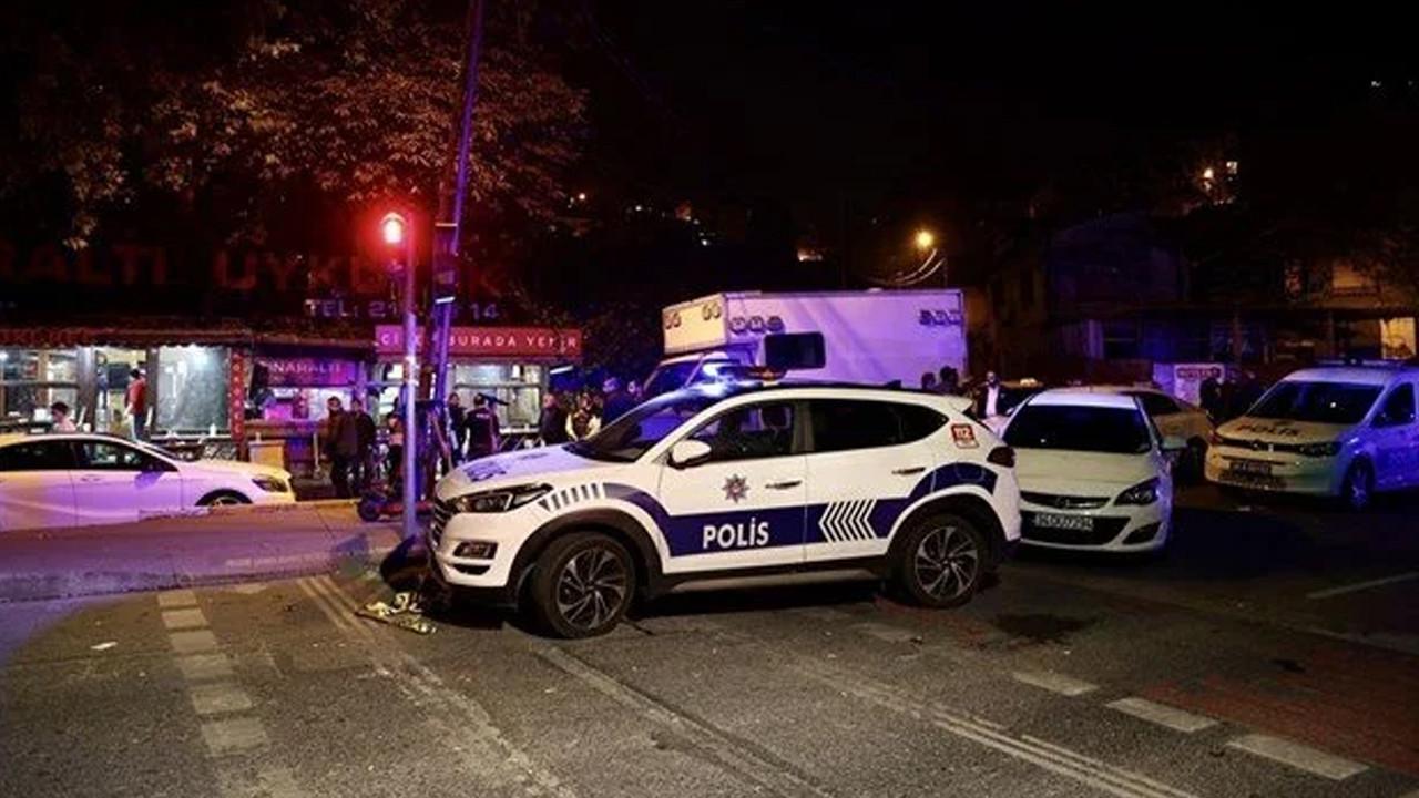 İstanbul'da restorana silahlı saldırı: Yaralılar var