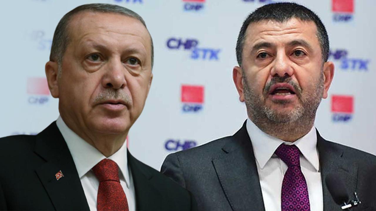 CHP'li Ağbaba'dan Erdoğan'a ''dolar'' göndermesi