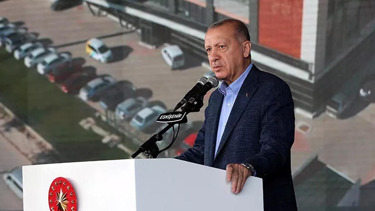 Erdoğan: ''Türkiye'yi elektrikli araç ve batarya üssü haline geline getireceğiz''