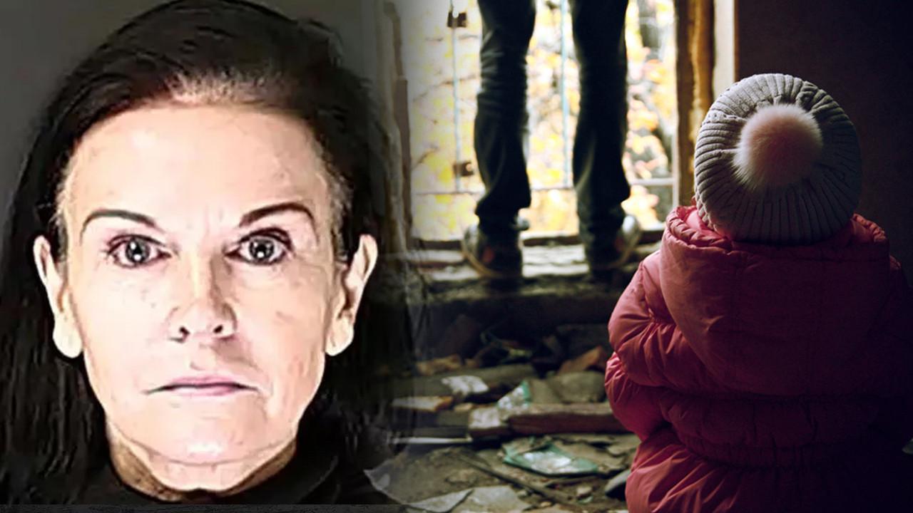 Bodrum kattaki gizli bölmede 26 çocuk bulundu