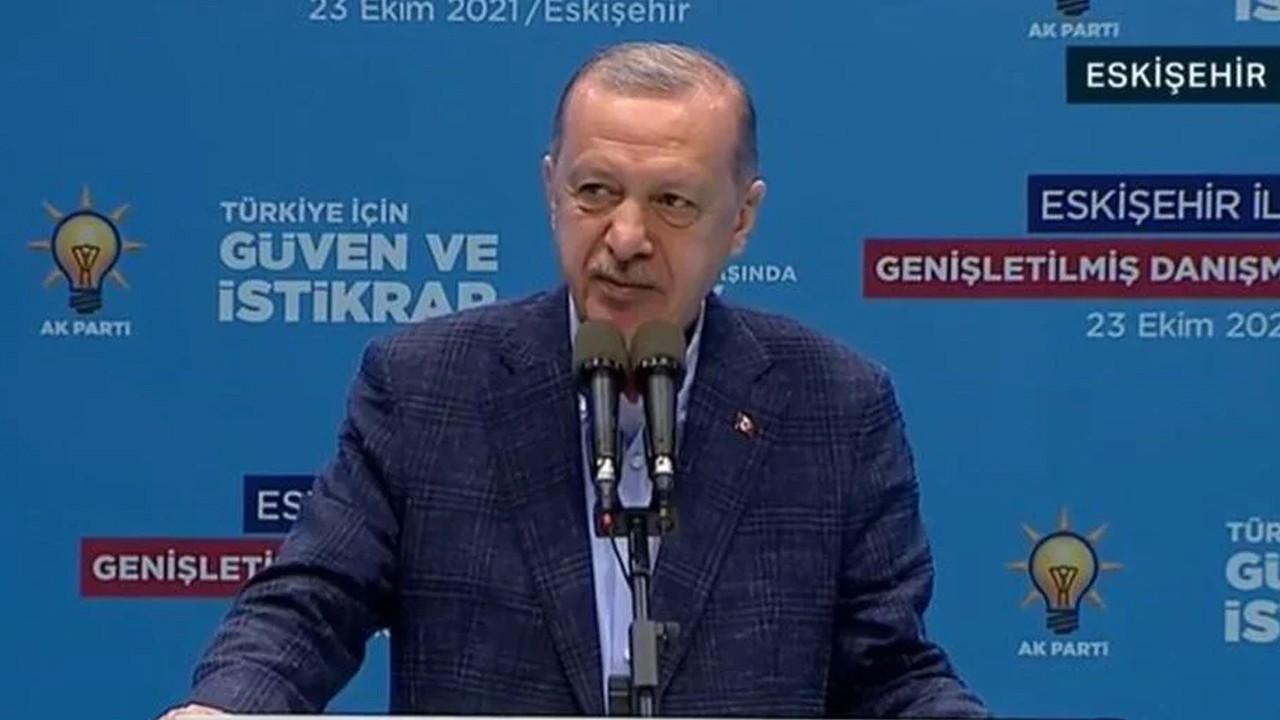 Bürokrat polemiği büyüyor... Erdoğan'dan sert sözler: ''Kimse kılınıza dokunamaz''