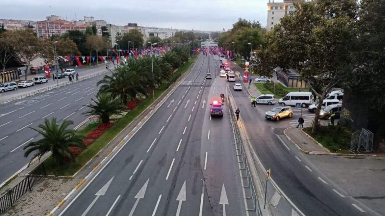 İstanbullular dikkat! Bu yollar bugün trafiğe kapalı