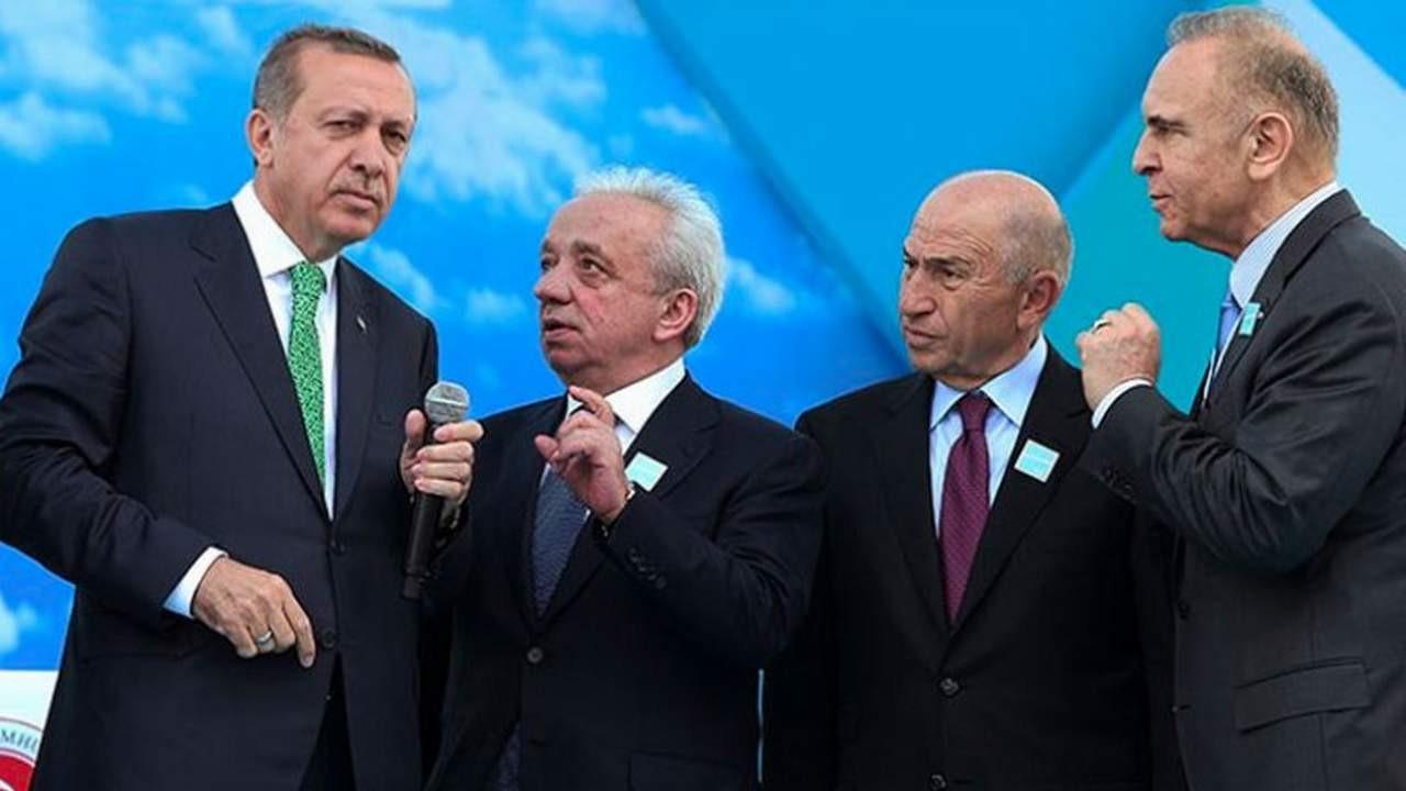AK Partili İBB'nin Cengiz, Kalyon, Limak, Kolin ve Makyol'a ödediği para ortaya çıktı