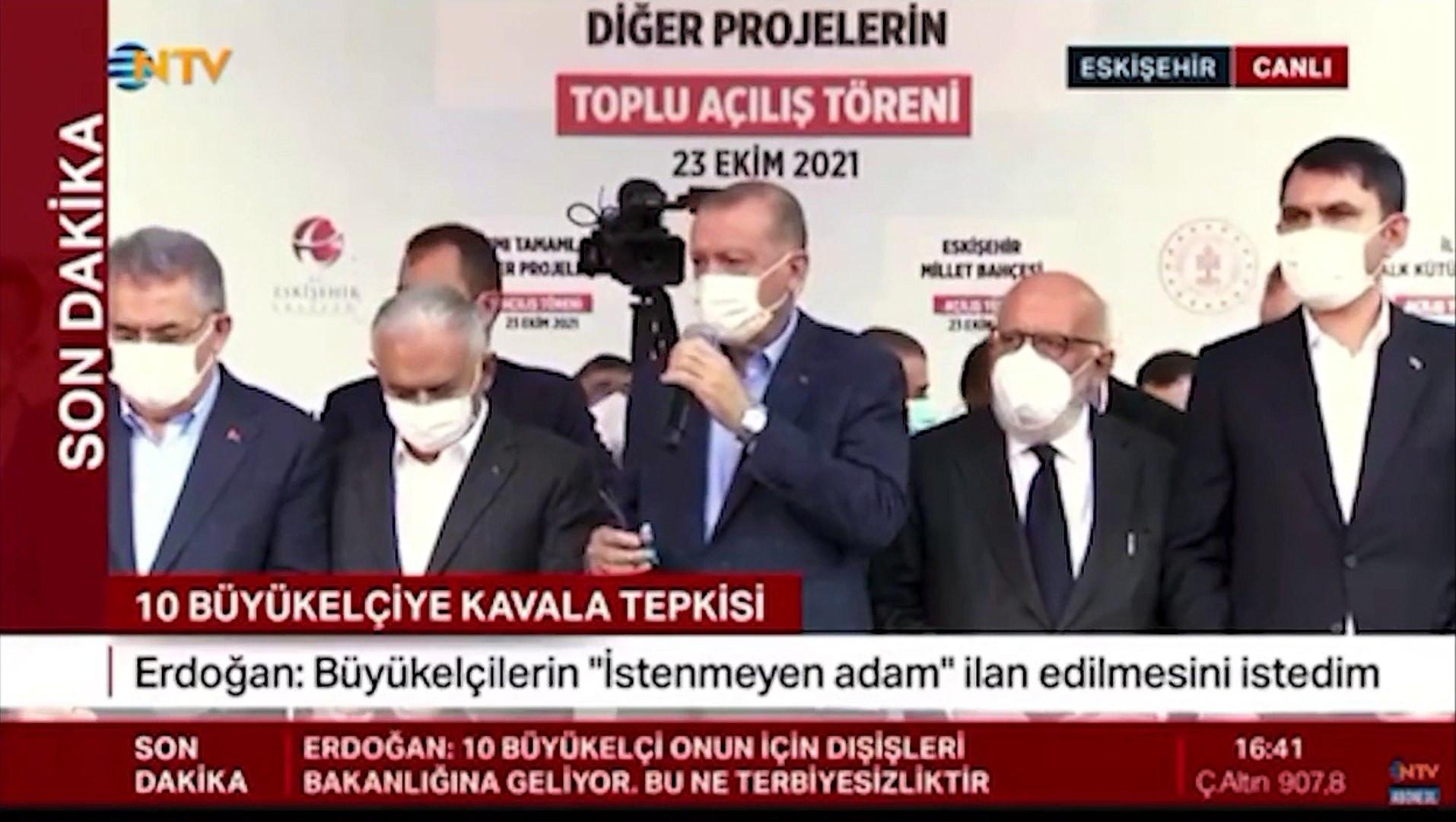 Cumhurbaşkanı Erdoğan'dan yardım isteyen vatandaşın sesini basıtrdılar!