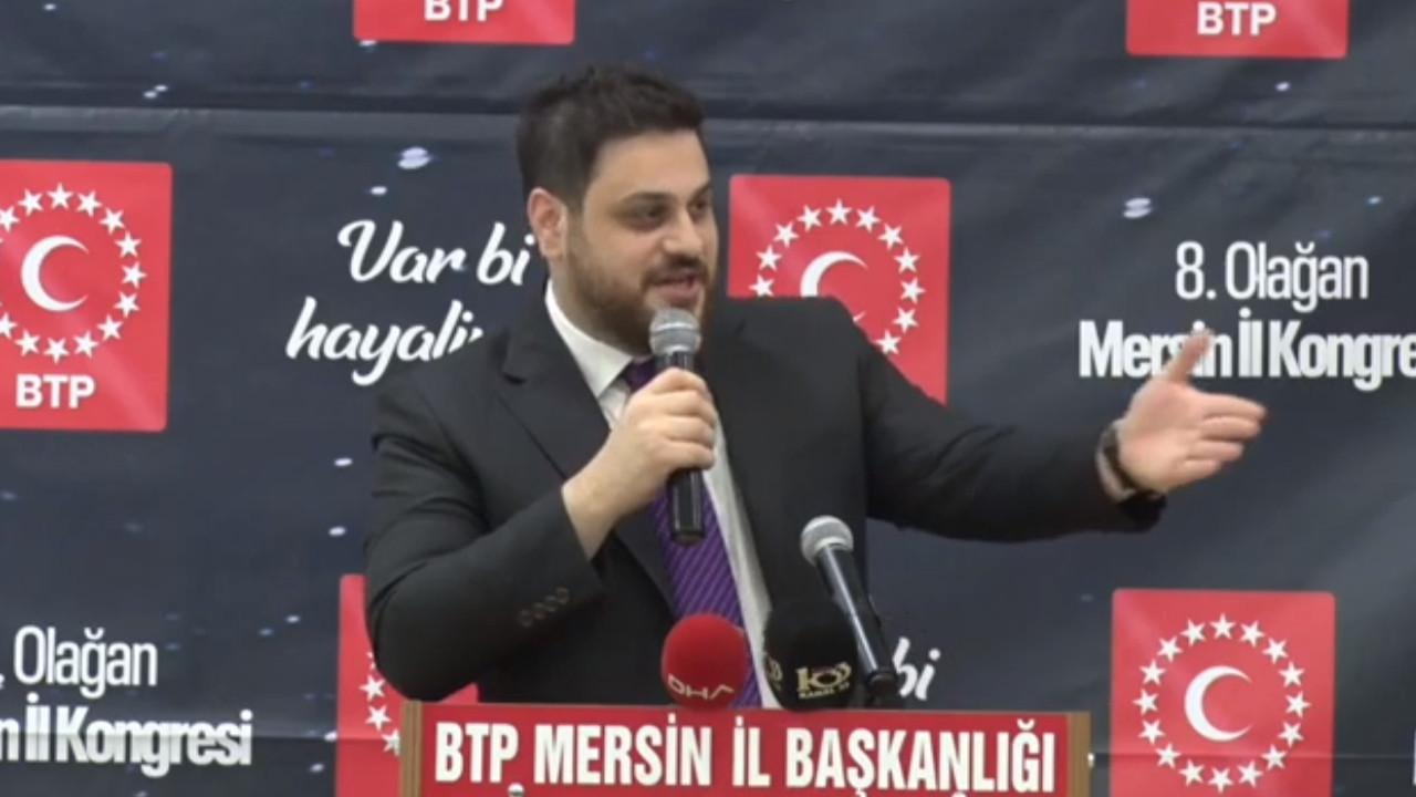 BTP Lideri Hüseyin Baş: ''Meclis''te olsam Türkiye'yi sallarım''