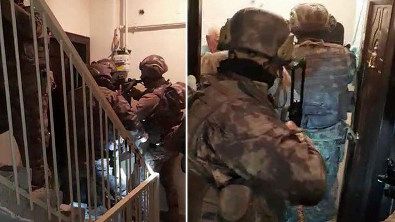 İstanbul'da büyük operasyon, 32 gözaltı
