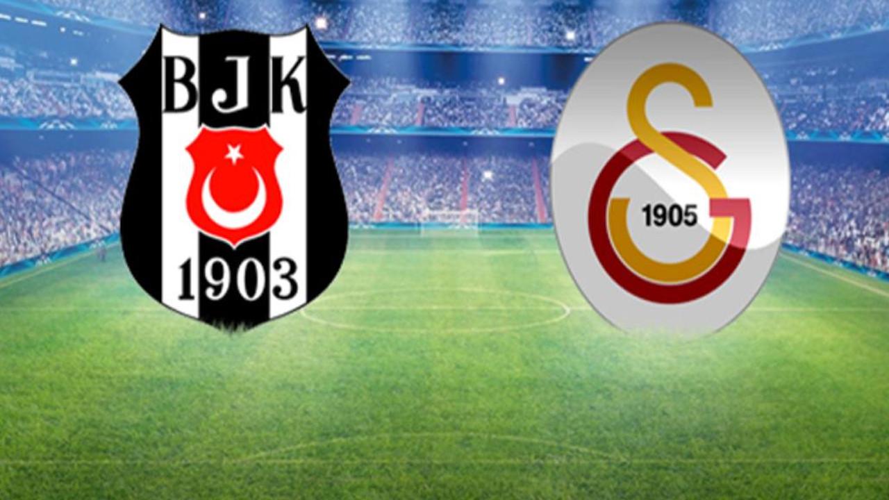 Sürpriz kadro: Beşiktaş-Galatasaray derbisinde ilk 11'ler belli oldu