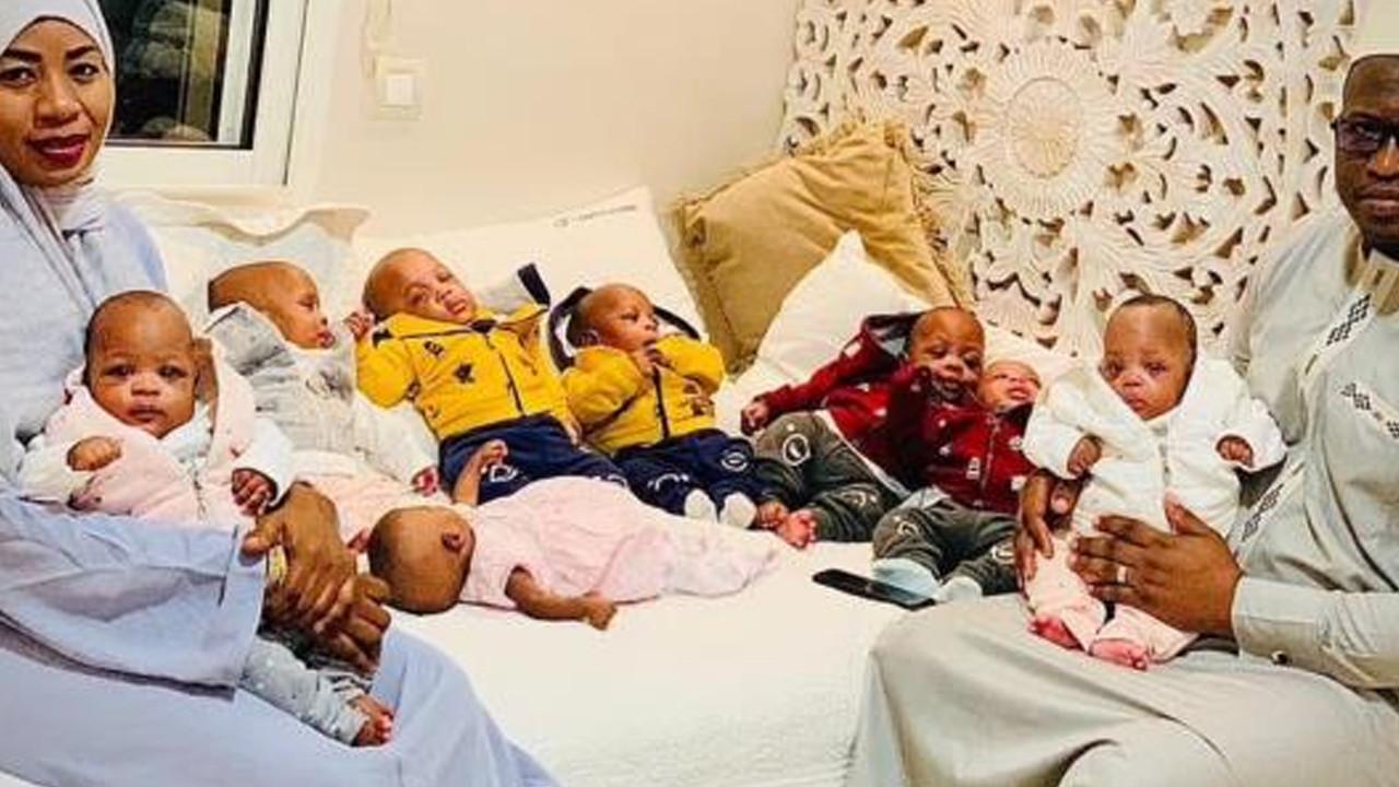 9 çocuk doğurarak rekor kıran kadın aylar sonra ortaya çıktı