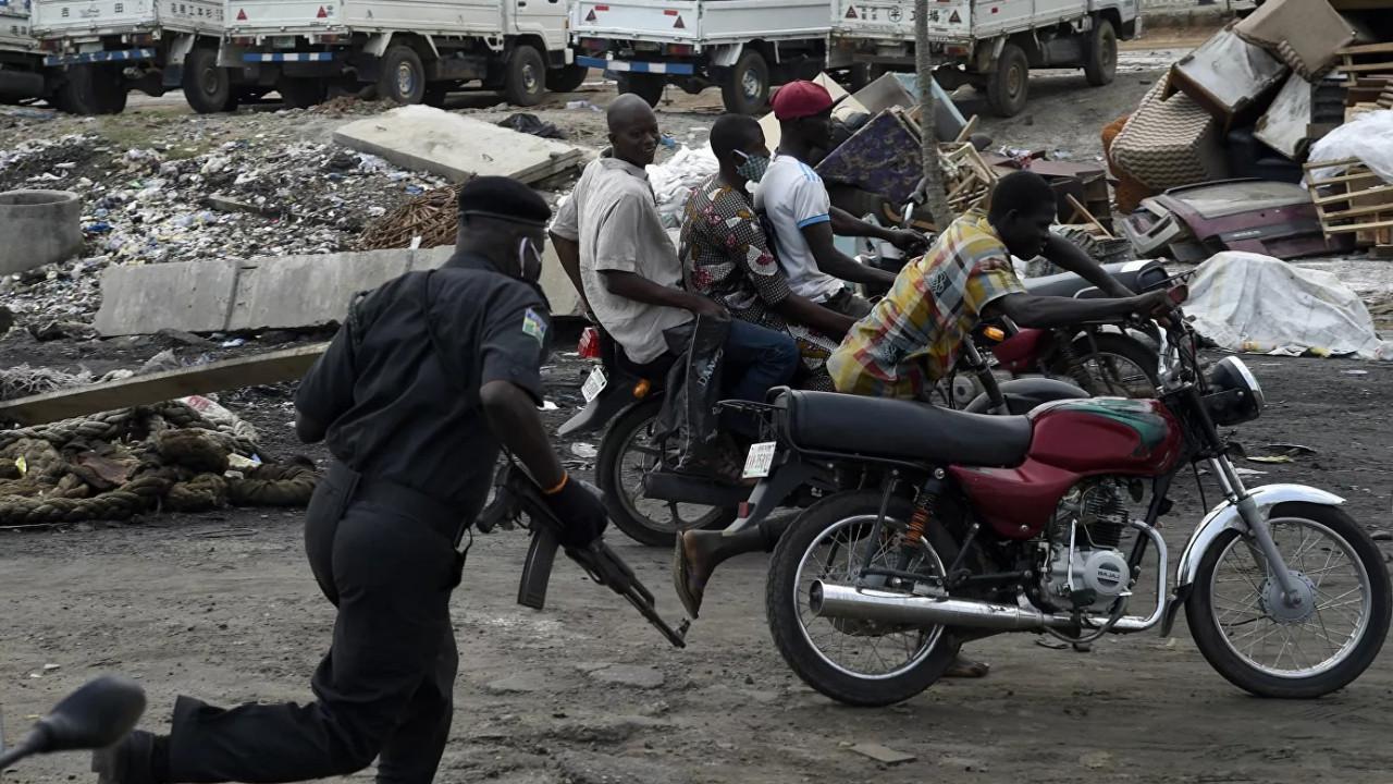 Başkentte motosikleti yasakladılar