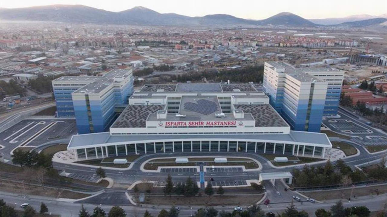 Şehir Hastanesi'nin ihalesinde yolsuzluk iddiası