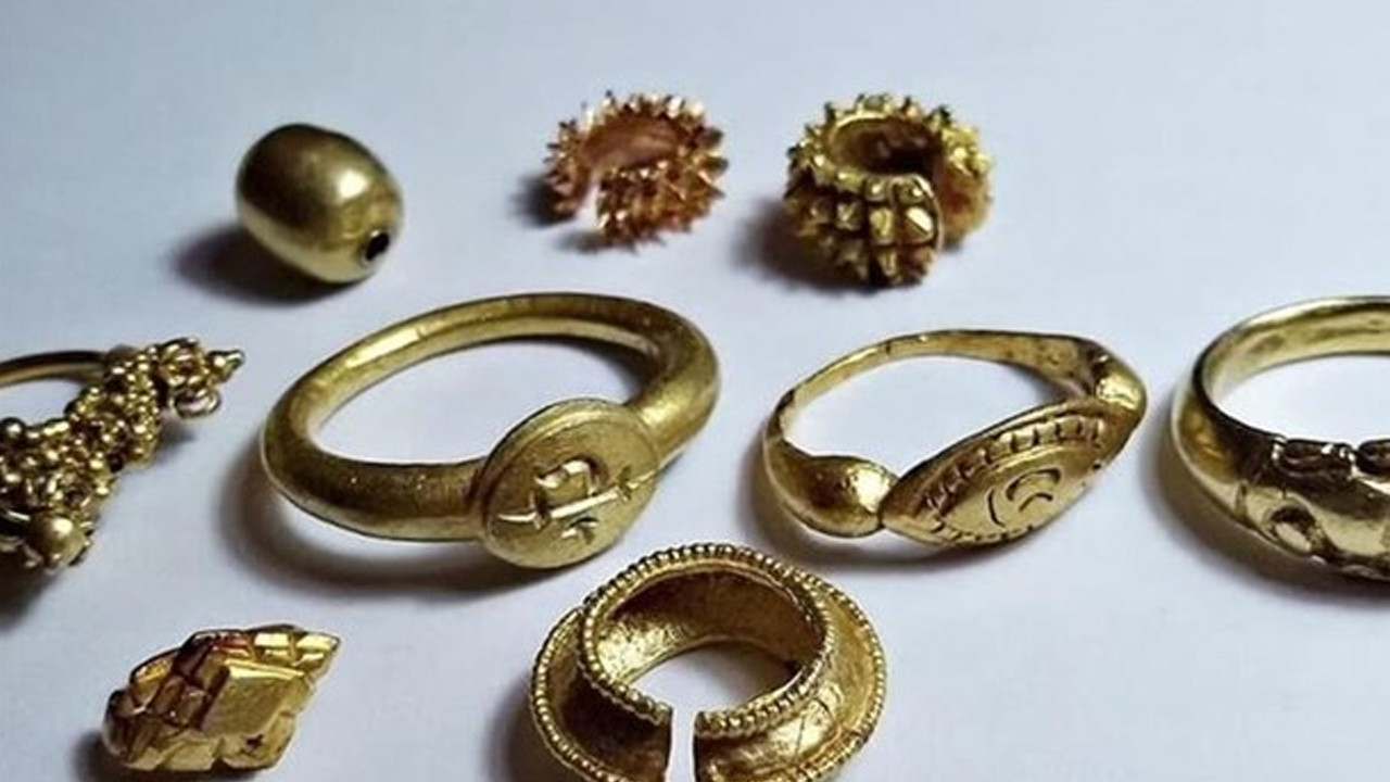 Altın adası bulundu: Kayıptı dev hazineyi balıkçılar çıkardı...