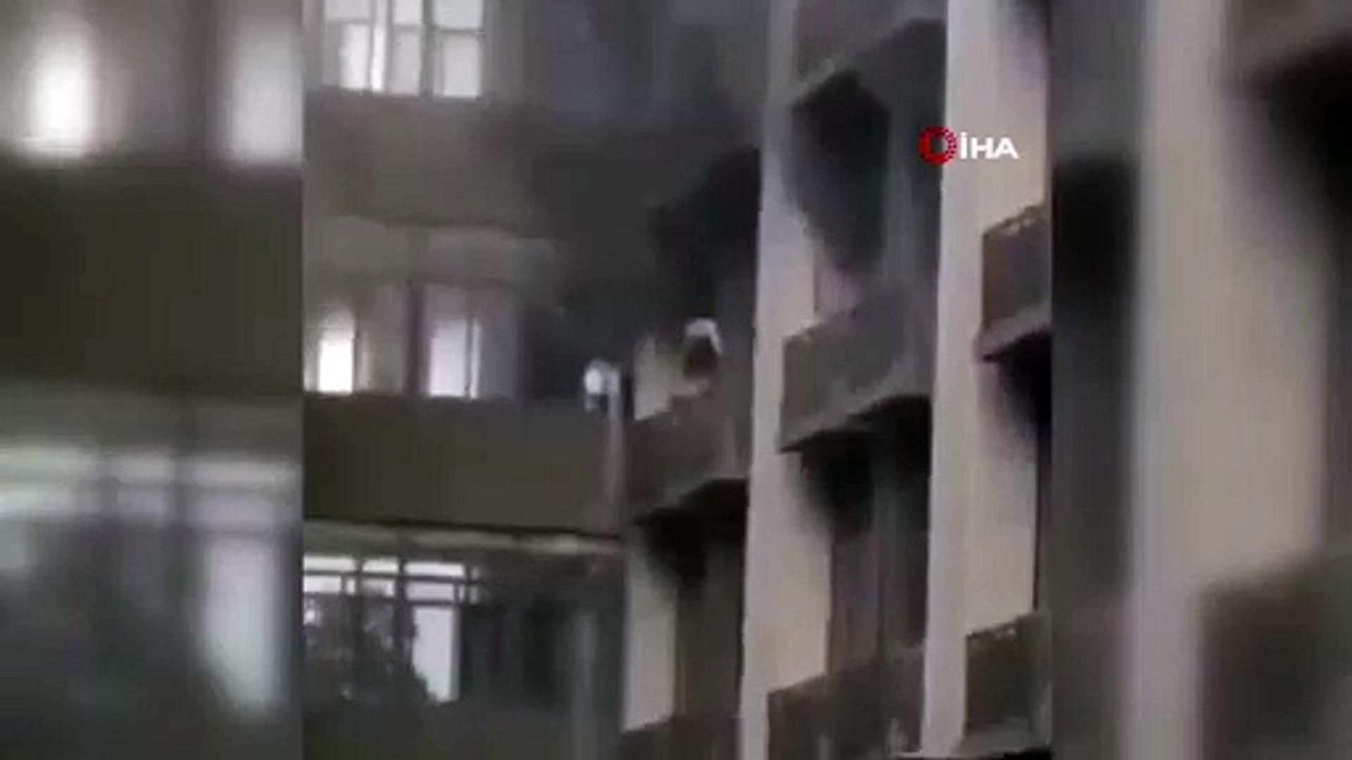 Üniversite laboratuvarında feci patlama